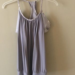 Lululemon yoga top EUC